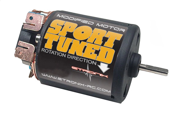 Tip: Etronix Probe 27T Brushed motor - Upgrade Motor