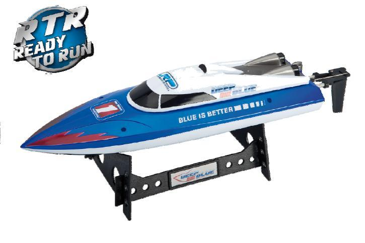 LRP Deep Blue High Speed Boat