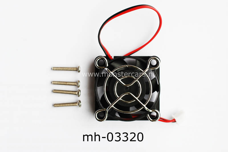 03320 Fan voor Brushless ESC