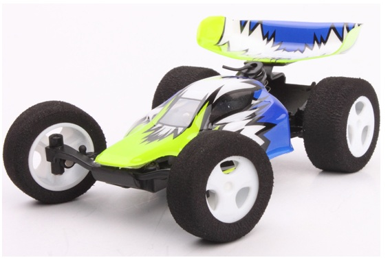 Mini RC Acrobat Buggy