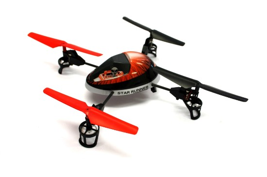 Star Runner Quadcopter AANBIEDING!