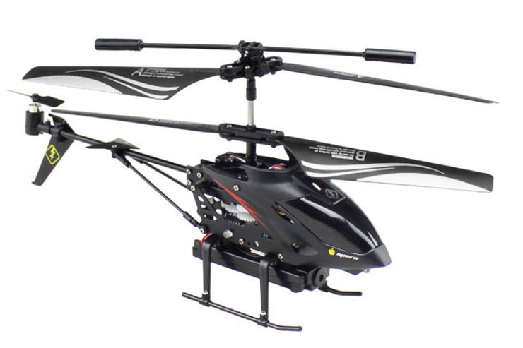 RC Iphone 3.5CH IHelicopter met camera