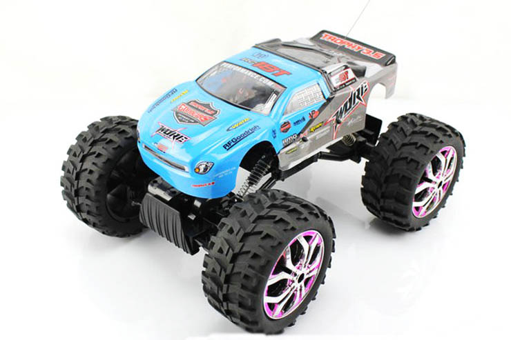 Tip: RC 1:10 4WD Rock Crawler