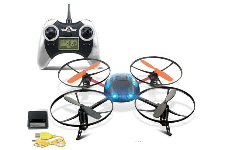 RC UFO Quadcopter