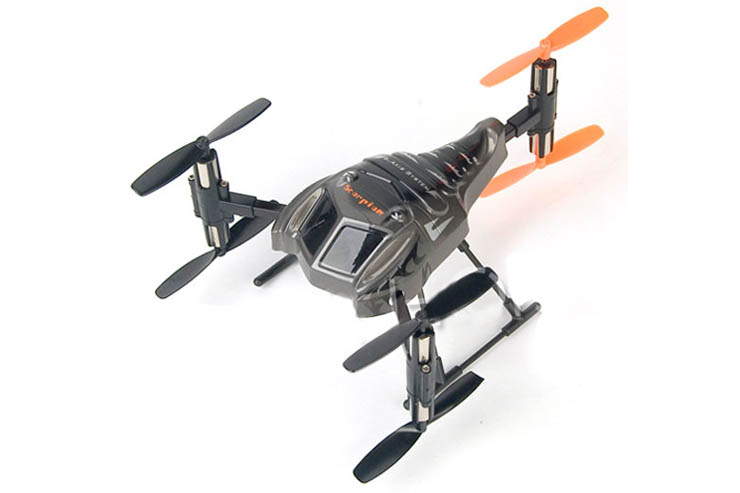 RC Scorpion mini Tricopter