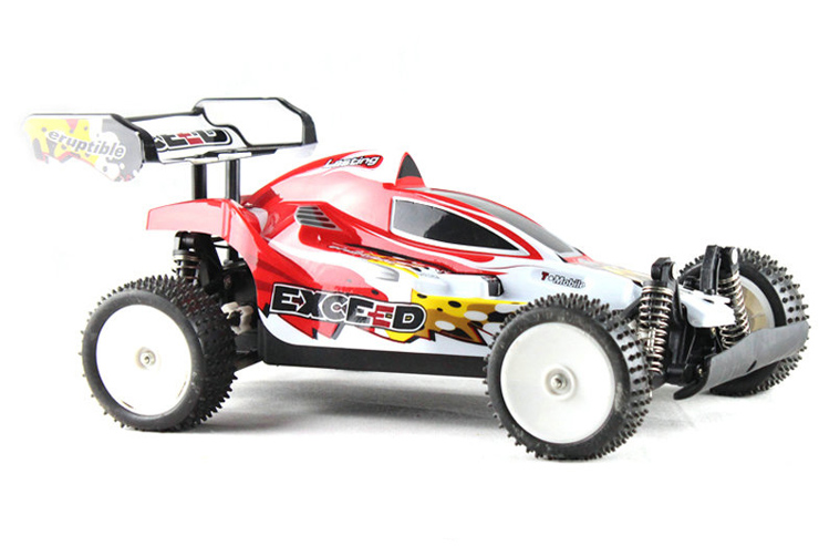 Tip: RC 1:10 4WD Exceed Race Buggy