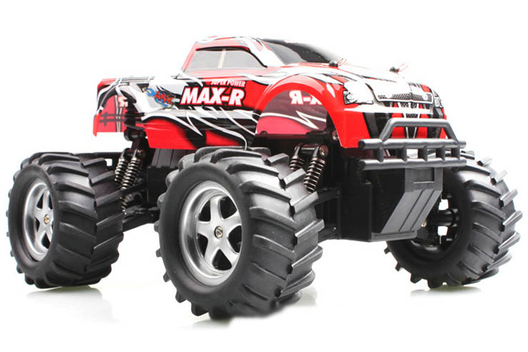 1:14 Max-R Off-Road Monster Truck
