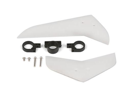 Tail Blade Set (white) Belt-CP
