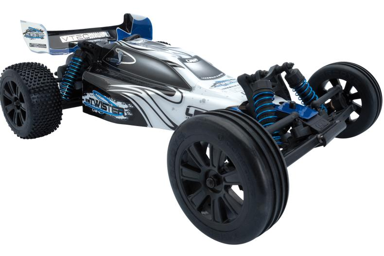 LRP 1:10 Buggy S10 Twister RTR 2.4GHz Optie