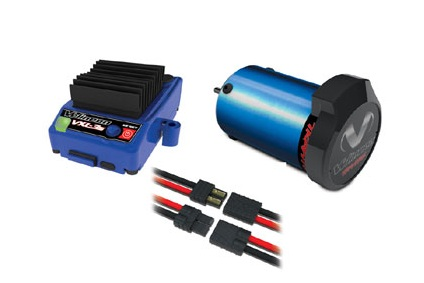 Traxxas Velion Brushless Motor + Esc Kit